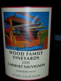 Wood Family Cabernet Sauvignon